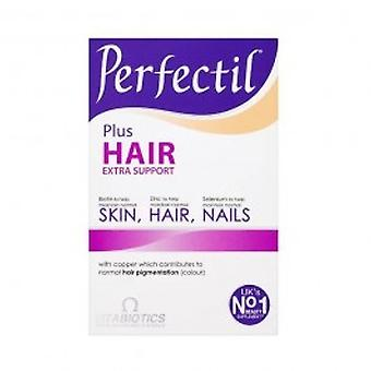 Vitabiotics - Perfectil Extra Support Hair Tablets 60s