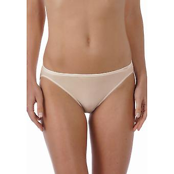 Mey 59200-376 Women's Emotion Cream Tan Solid Colour Knickers Panty Brief