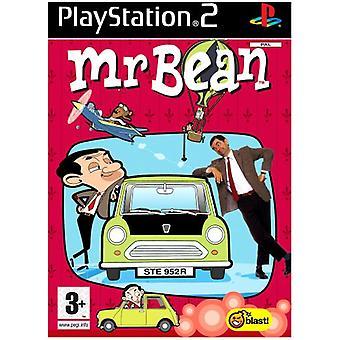 Mr Bean (PS2) - Ny fabrik förseglad