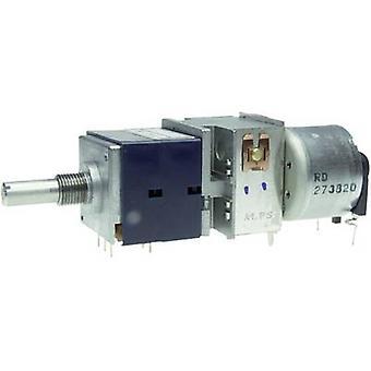Alpen 401508 hoogwaardige Stereo Motor Potentiometer