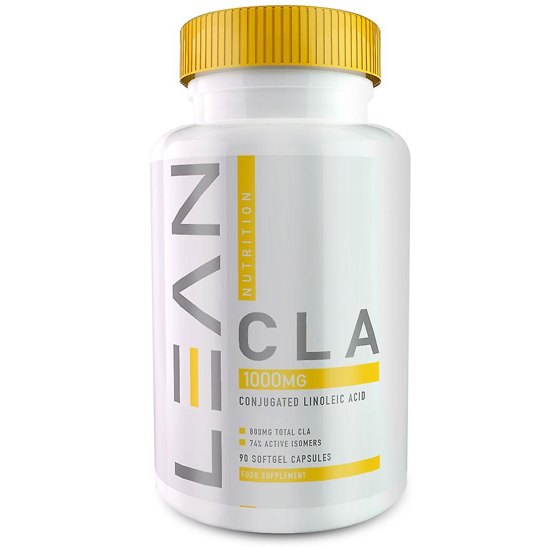 LEAN Nutrition CLA 1000mg - 90 Softgel Capsules