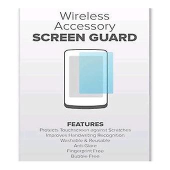 Trådlösa tillbehör anti-glare skärmskydd för HTC Evo Design 4 G