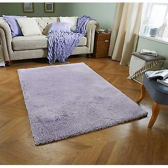 Weichheit Zottige Teppiche In lila