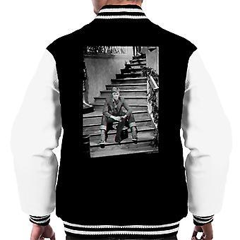 TV Times David Bowie Bing Crosby Show 1977 Men's Varsity Jacket