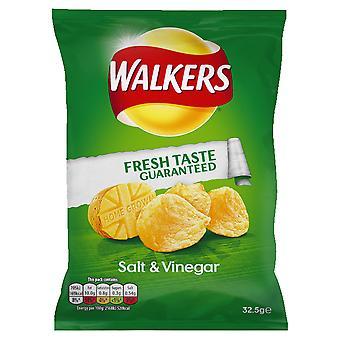 Walkers patatas sal y vinagre