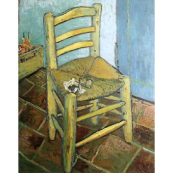 Chair, Vincent Van Gogh, 60x50cm