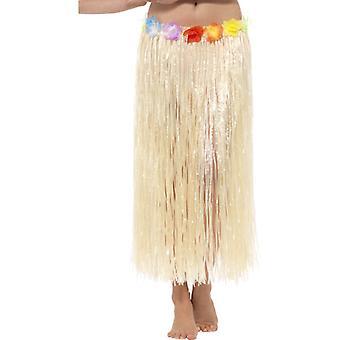 Hawaii hula szoknya virággal