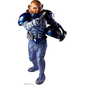 Doctor Who - General Staal - Sontaran Lifesize Cardboard Cutout / Standee