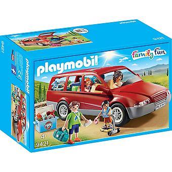 Samochód rodzinny PLAYMOBIL 9421