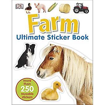 Boerderij ultieme Sticker Book