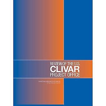 Recensione dell'ufficio di progetto CLIVAR US