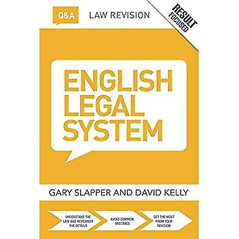 Q&A englische Rechtssystem (Fragen und Antworten)
