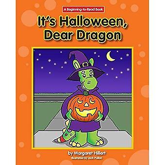 C'est l'Halloween, cher Dragon (début à lire)