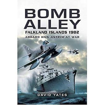 Bomba Alley: A bordo HMS Antrim in guerra