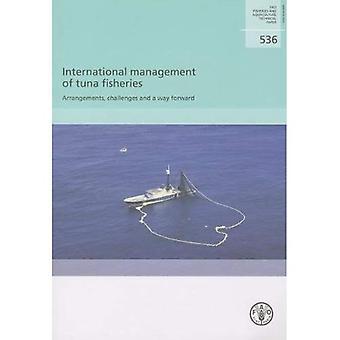 Internationell förvaltning av tonfiskfisket