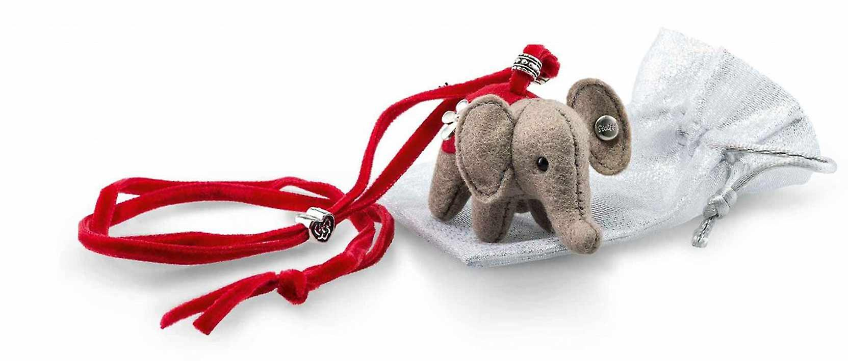 Steiff ketting kleine olifant 6  cm