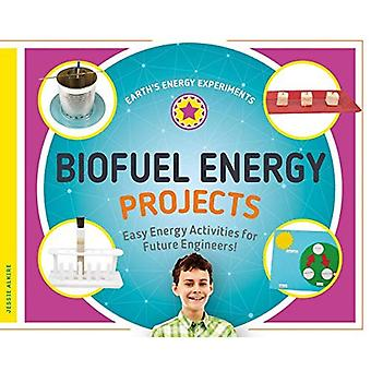 Biofuel Energy Projects: Easy Energy Activities for Future Engineers! (Earth's Energy Experiments)