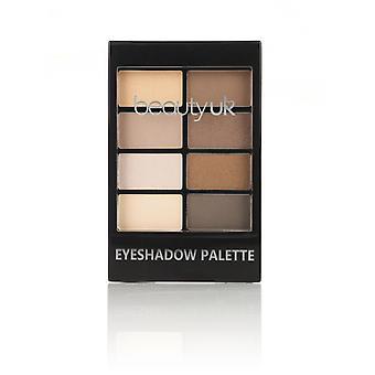 Beauty UK Eyeshadow Palette No. 1-Natural Beauty