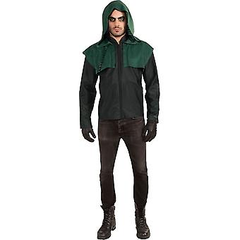 Green Arrow Deluxe Costume For Adults