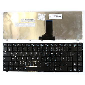 Asus MP-09Q56D0-528 اسود الإطار الأسود المانيه تخطيط استبدال لوحه المفاتيح المحمول