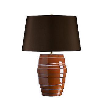 Elstead-1 lys bordlampe-oransje finish-MARS/TL