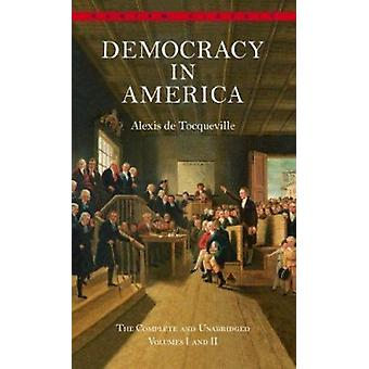 Democracy in America (New edition) by Alexis de Tocqueville - 9780553