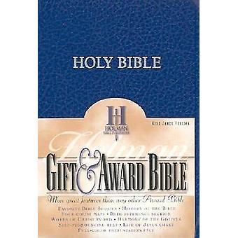 Bible Kjv Gift/Award Economy Blue - Blue - Imitation Leather by Bible -