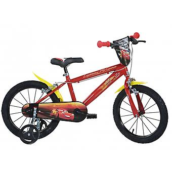 DINO Bikes Cars 3 16inch Bicycle