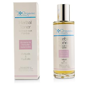 The Organic Pharmacy Herbal Toner - For Normal & Combination Skin 100ml/3.4oz