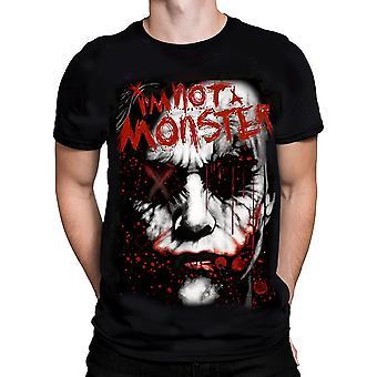 Wild star - i'm not a monster - men's t-shirt