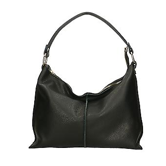 Leather shoulder bag Made in Italy AR3307
