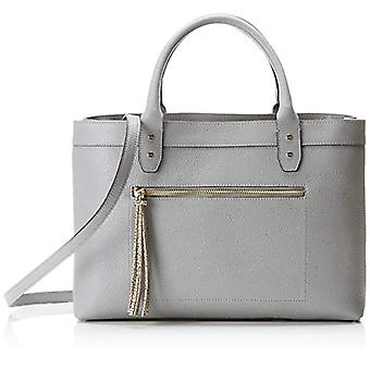 Bourbon93687f96 Handbag Woman Grey (Slate/Cortex) 34x24x15 cm (W x H x L)