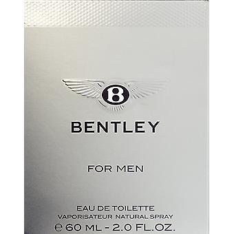 Bentley voor mannen Eau de Toilette 60ml EDT Spray