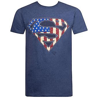 Superman Symbole patriotique Hommes-apos;s T-Shirt