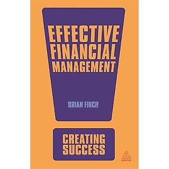 Effective Financial Management by Finch & Brian