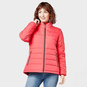 New Freedom Trail Women's Blisco Padded Jacket Pink