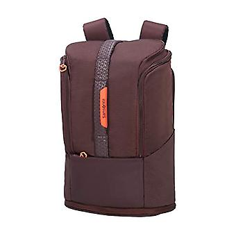 Samsonite Hexa-packs - Laptop Backpack Medium Expandable - Sport Rucksack - 49 cm - melanzana (Viola) - 116872/1019