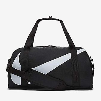 Nike gym Club-unisex barne bag-svart/(Wolf Grey)-en størrelse