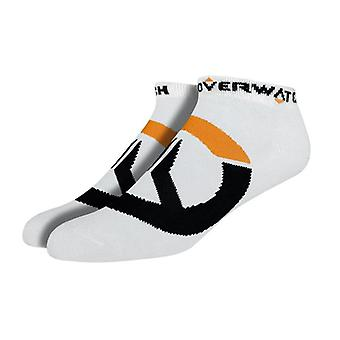 Overwatch, Ankle Socks 3-pack-One-size