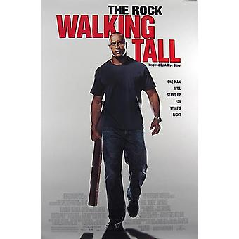 Walking Tall (enkelsidig regelbunden) original Cinema affisch