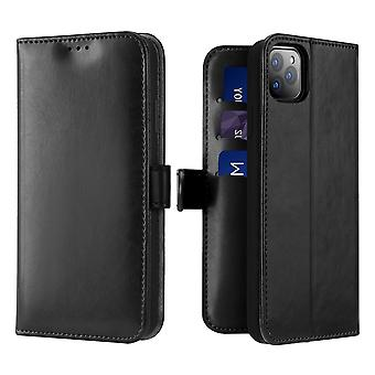 Dux Ducis Kado iPhone 11 Pro Wallet Case Wallet Case Black
