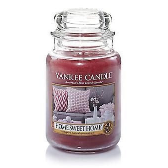 Yankee kynttilä klassinen suuri jar kotiin makea kotiin kynttilä 623g