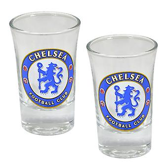 Chelsea Shot Glasses Two Pack