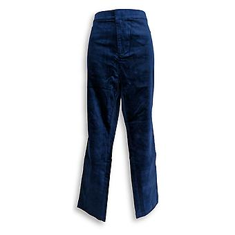 Isaac Mizrahi Live! Vrouwen ' s broek 8isaacmizrahi Live! 24/7 blauw A270581