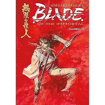 Blade of the Immortal Omnibus Volume 4