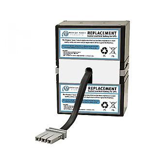 Vervangende UPS batterij compatibel met APC SLA33