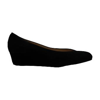 French Sole Womens Cubic Wedge Heel