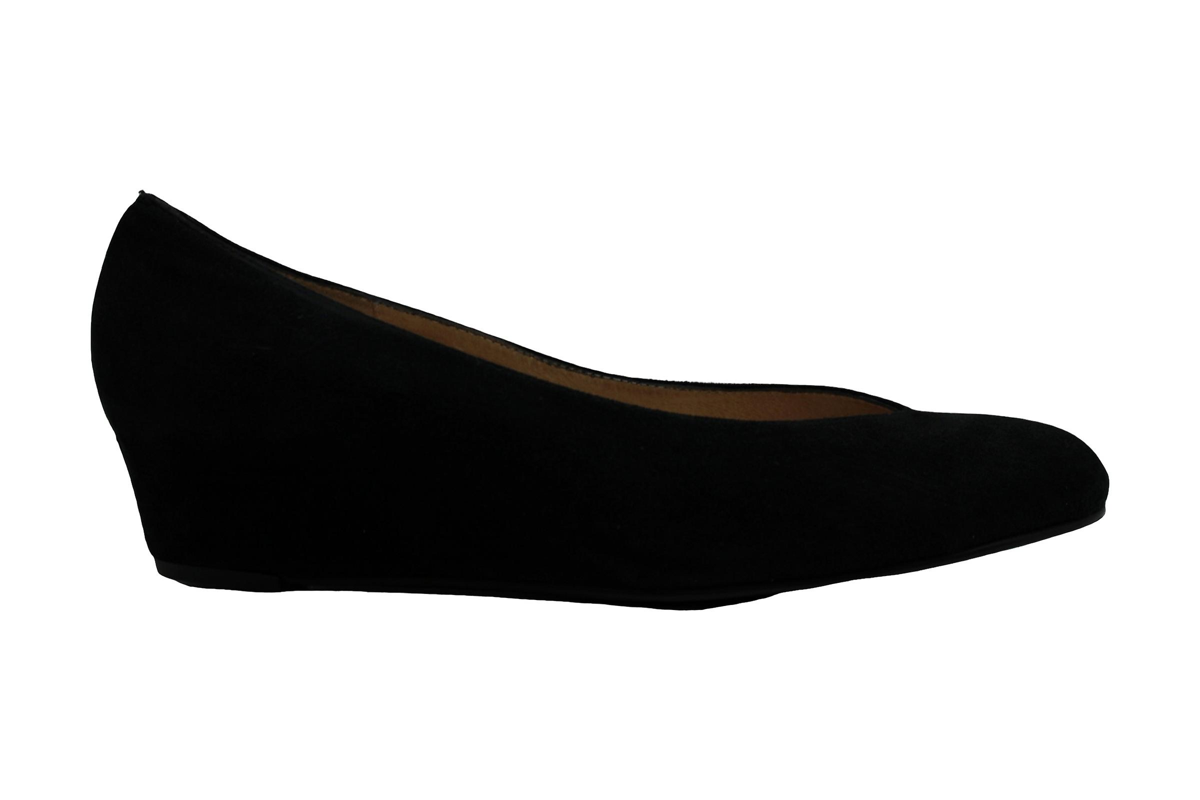 French Sole Womens Cubic Wedge Heel GCqQv