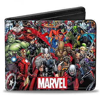Marvel Universe Bifold Brieftasche