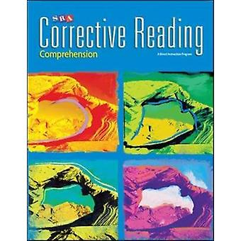 Corrective Reading Fast Cycle A Workbook by McGrawHill Education
